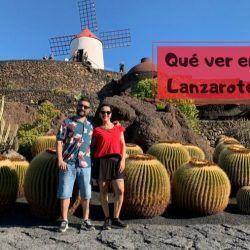 Qué ver en Lanzarote en una semana