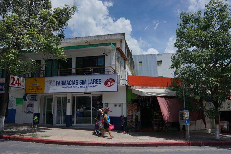 Farmacia en México