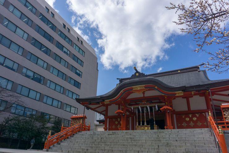 Santuario Hanazono-jinja