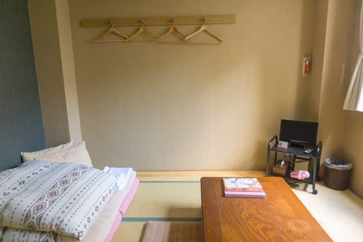 dormir en kioto