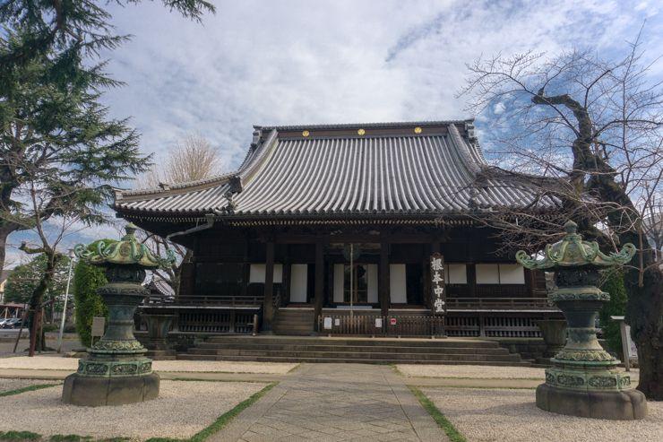 Templos en Ueno