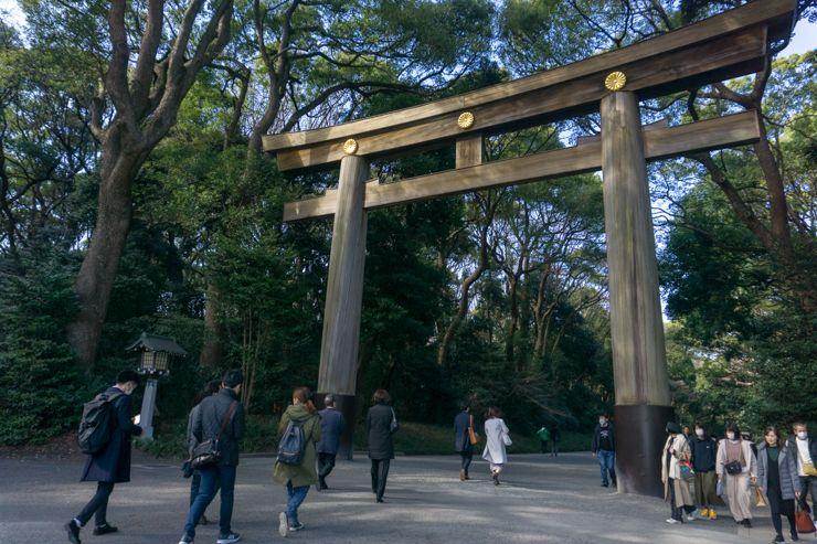 Santuario Meiji Harajuku