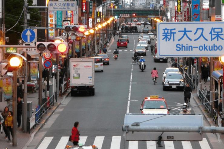 Shin-Okubo