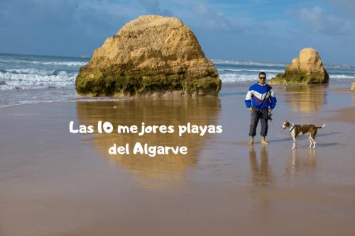 10 mejores playas del Algarve