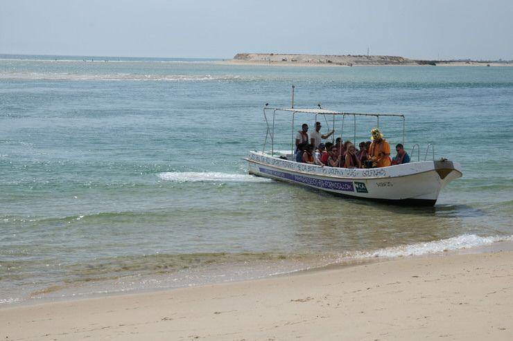 playas más top del Algarve
