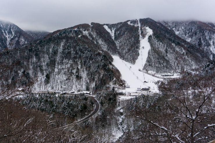 Estación de esquí de Hirayu