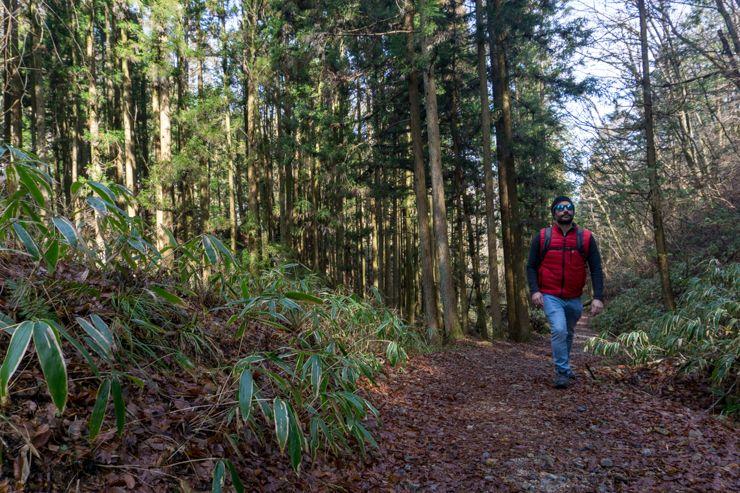 la ruta Nakasendo