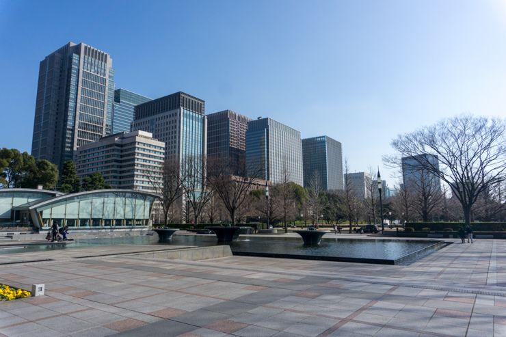 Plaza del Marunouchi Building