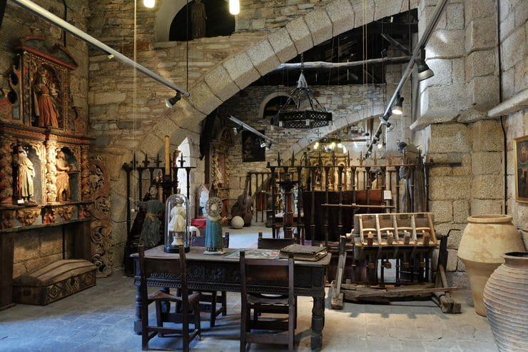 visitar la Catedral de Mondoñedo