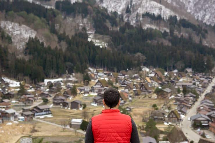 Alpes Japoneses: Shirakawago