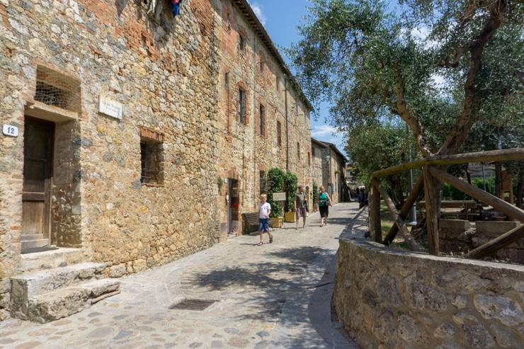 ruta por la Toscana: Volterra
