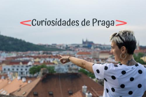 13 curiosidades de Praga