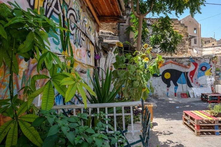 arte urbano Palermo