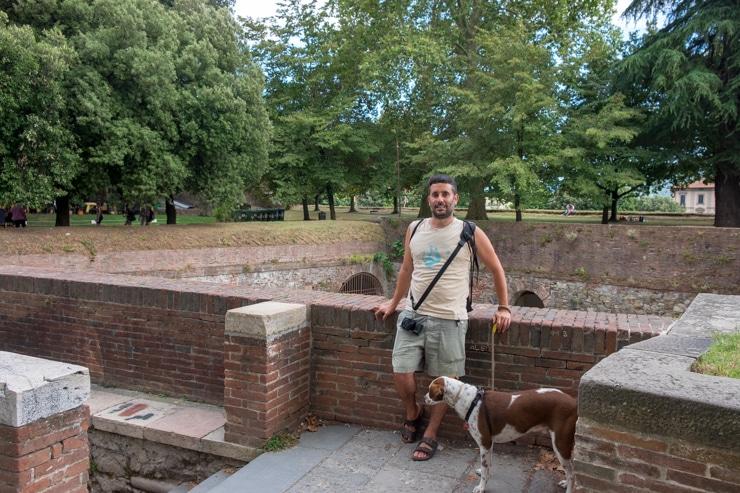 Lucca en un día
