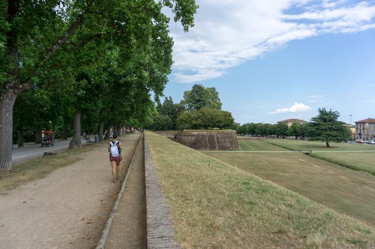 Murallas de Lucca