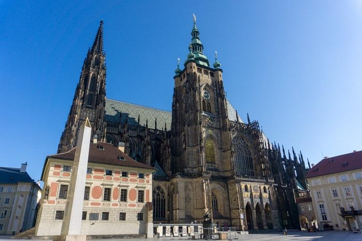 Iglesia del Castillo de Praga