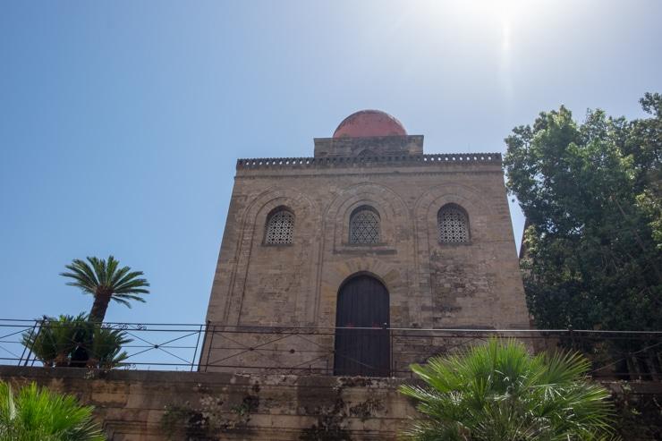 Iglesia de San Cataldo