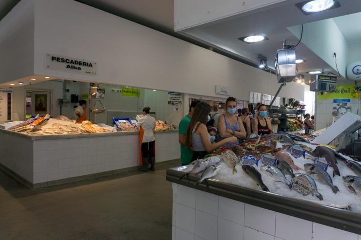 Mercado de abastos de Conil
