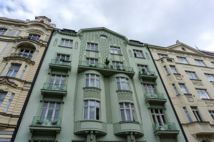 Imprescindibles en el Barrio Judio de Praga