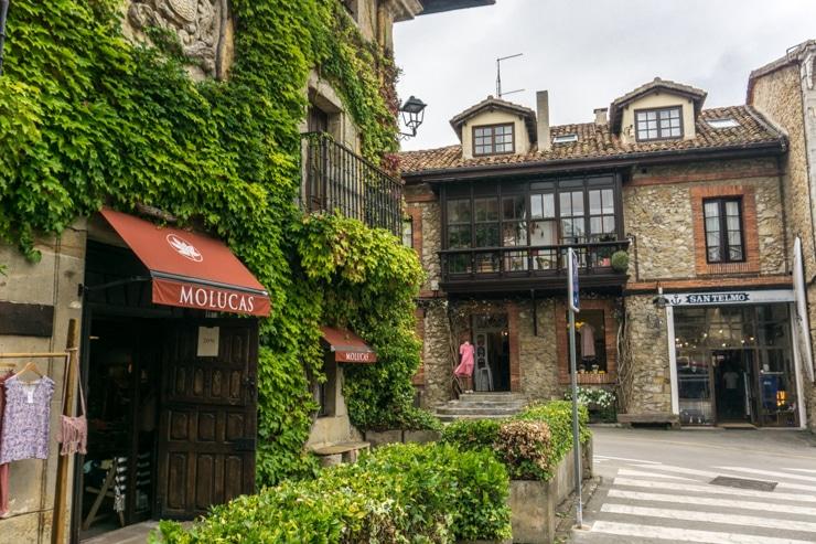 pueblos de Cantabria, Comillas