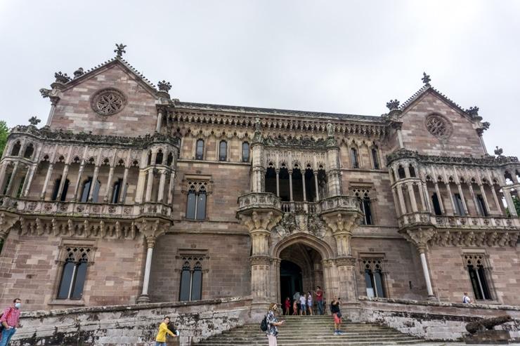 Palacio de Sobrellano de Comillas