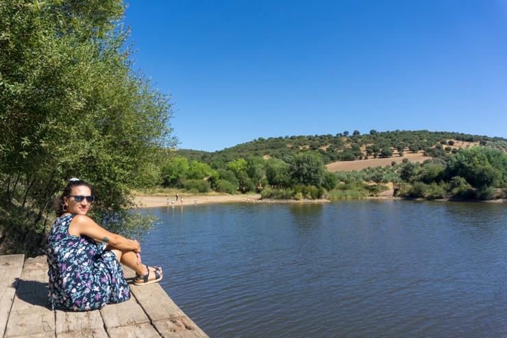 Pantano del Arroyo de Valdeibánez