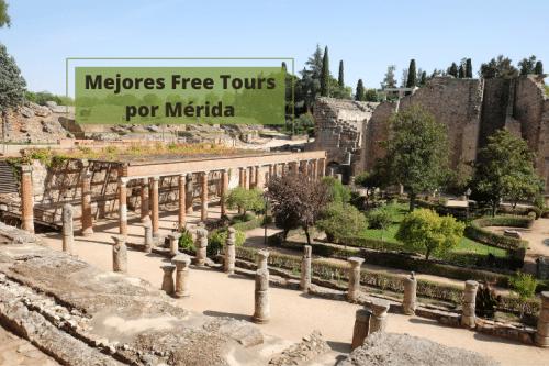 Mejores Free Tours de Mérida