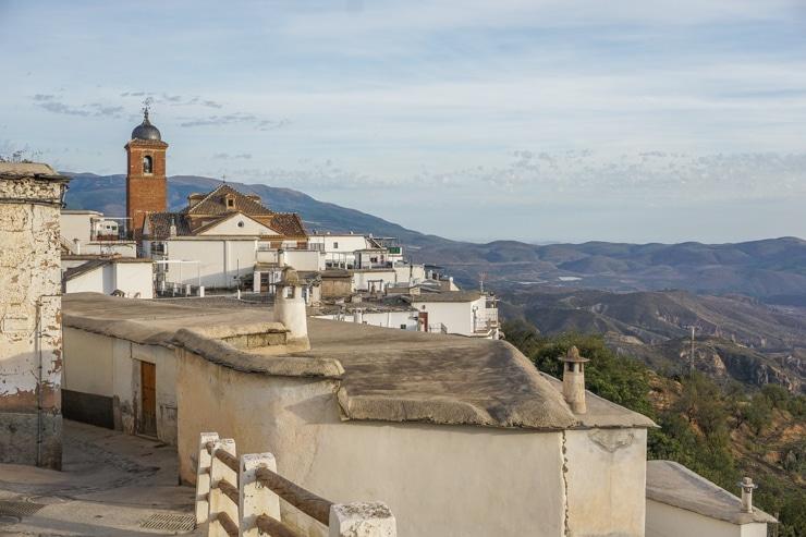 Pueblos de la Alpujarra