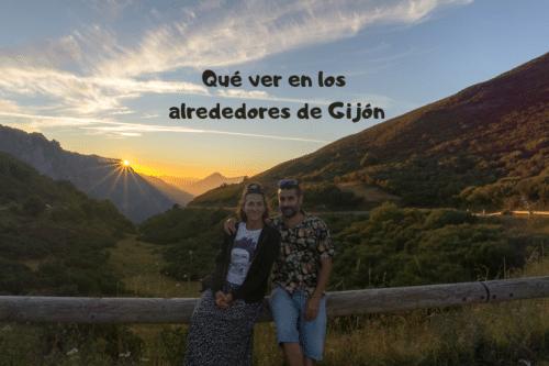 qué ver en los alrededores de Gijón