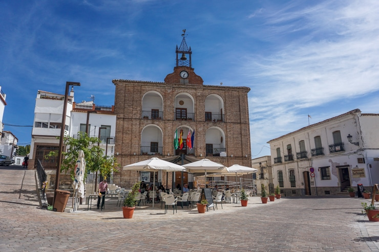 Laujar de Andarax en Almería