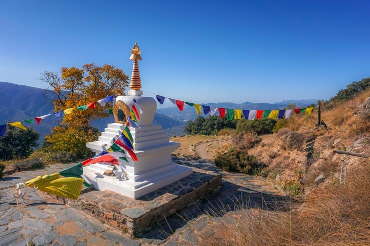 estupa de O Sel Ling