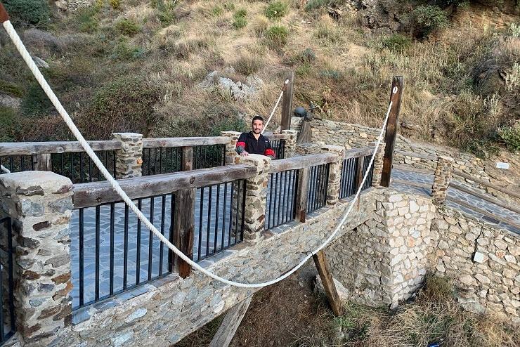 Puente encantado