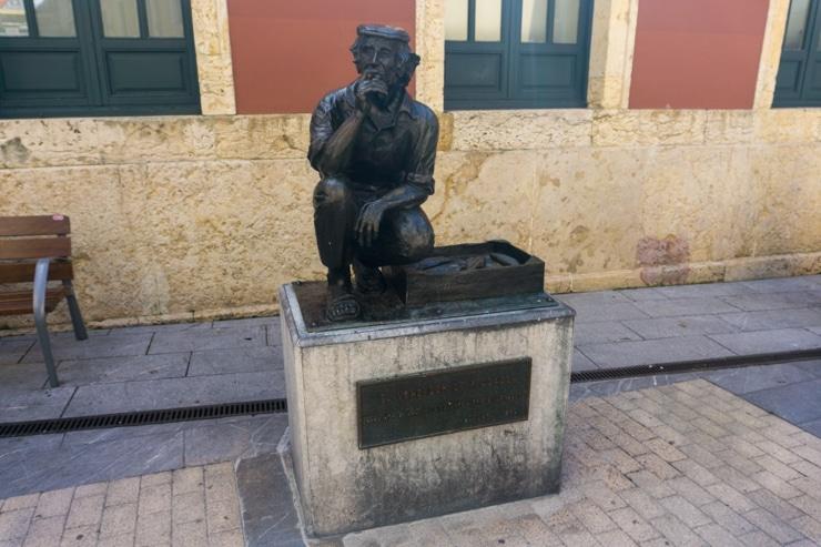 Estatuas de Oviedo