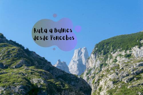 Ruta a Bulnes
