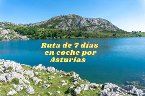 ruta por Asturias en coche