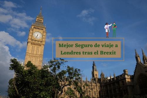 mejor seguro de viaje a Londres