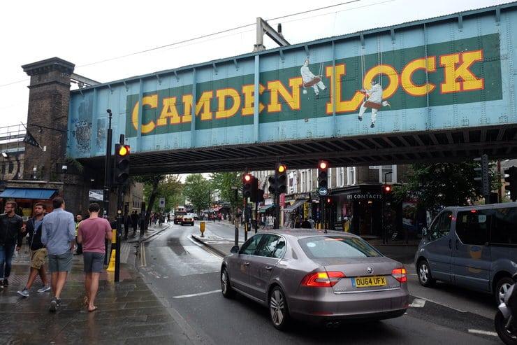 pagar con tarjeta en Londres