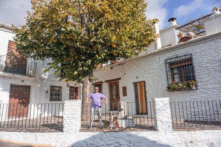 Capileira, un pueblo de Granada