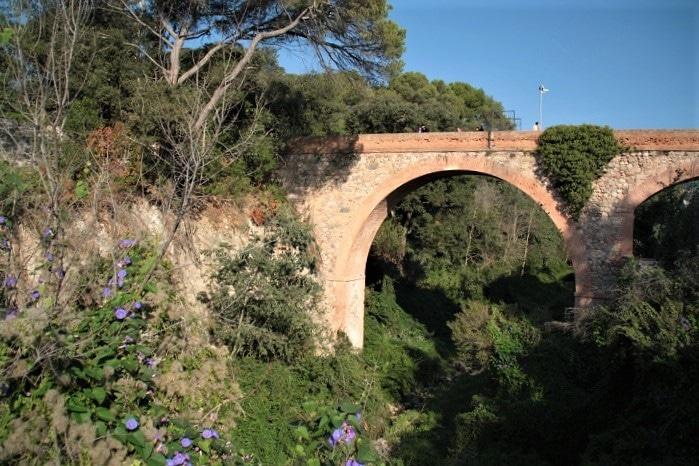 Puente románico de Caldes de Montbui