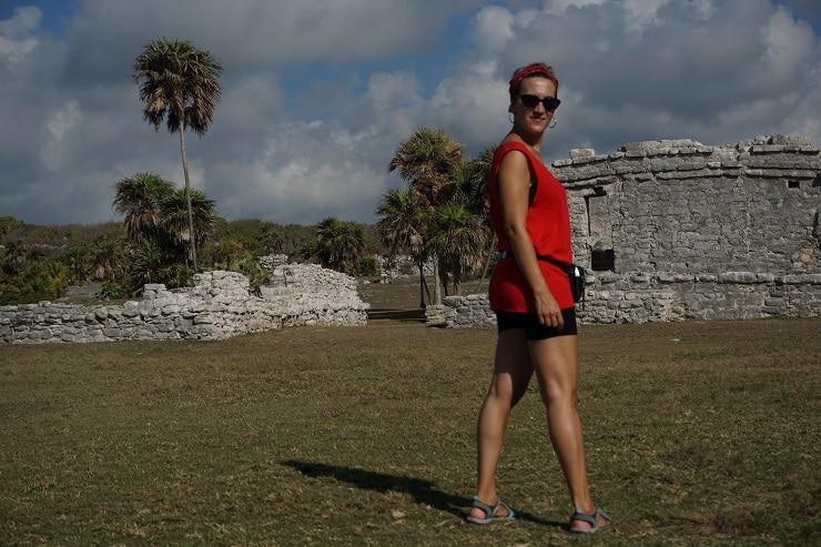 qué ver en Tulum: ruinas