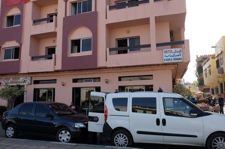 Hotel Ksar Alyamama