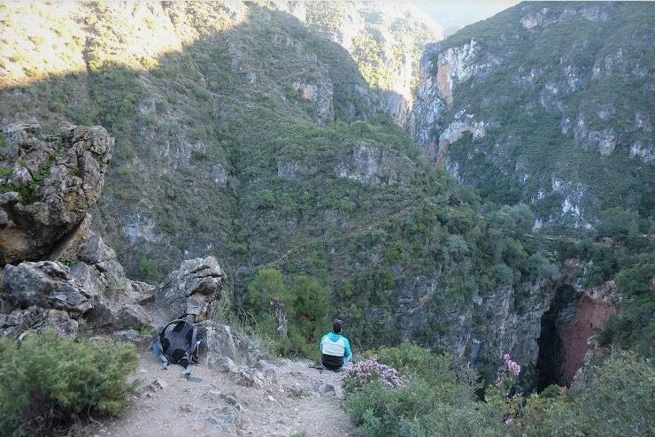 Parque Nacional de Talambote en la ruta por el norte de Marruecos