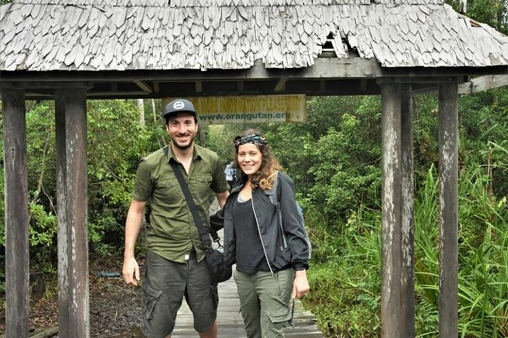 Viajar en pareja por Pasaporte a la Tierra