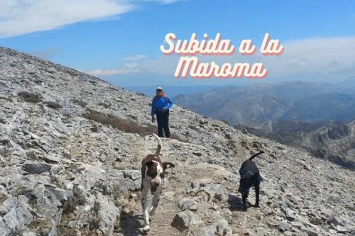 Subir a La Maroma