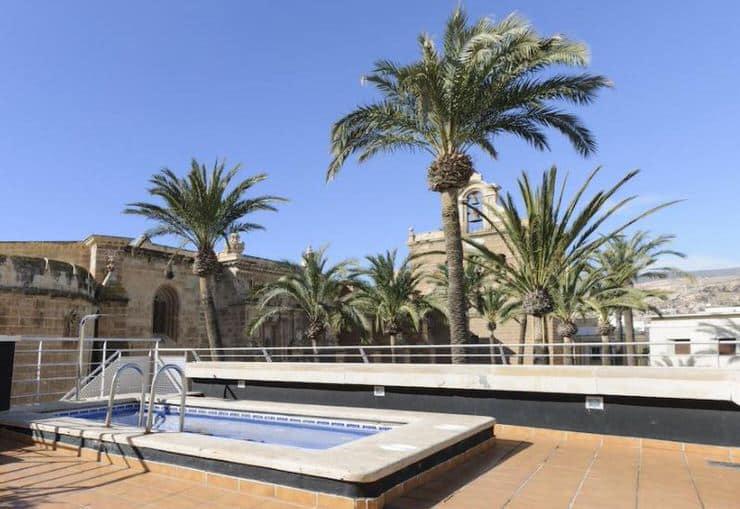 alojamiento en Almería