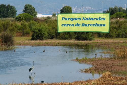 espacios naturales cerca de Barcelona