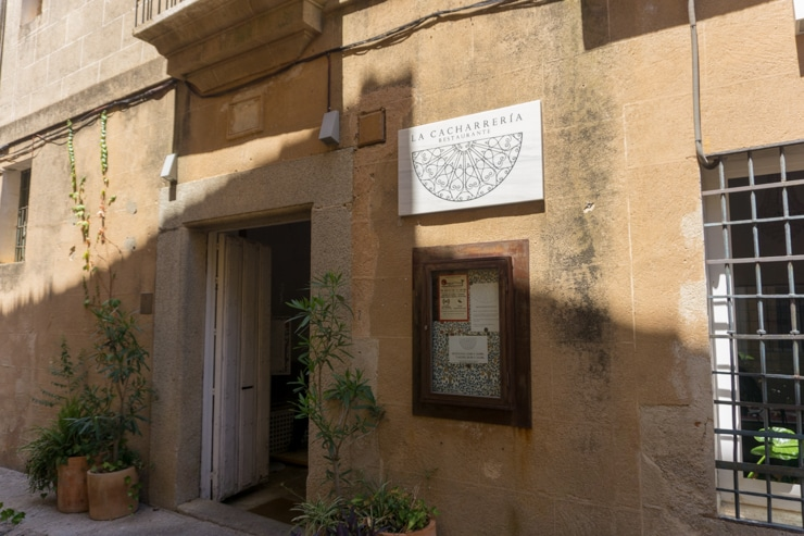 dónde comer en Cáceres