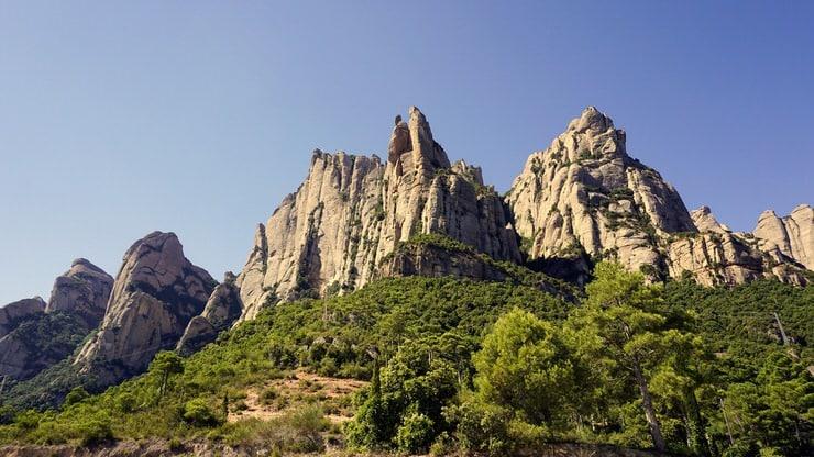 Parques naturales cerca de Barcelona: Montserrat