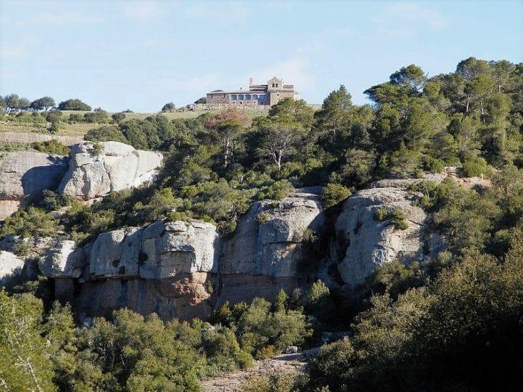 Parque de Sant Llorenç del Munt y la Mola