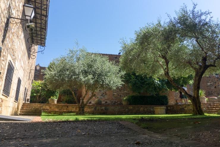 palacio de Carvajal
